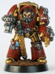 Terminator Captain Stark of the Iron Men Chapter