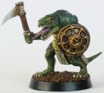 Saurus Warrior