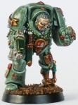 Inquisitor in Terminator Armour