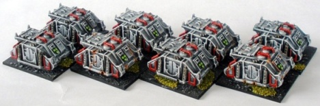 Sin Eater Rhino Transport Pool