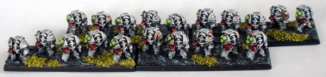 Sin Eater Space Marines in Tactical Dreadnought Terminator Armour