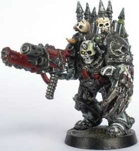 Sin Eater Terminator with Combi-melta and Lightning Claw