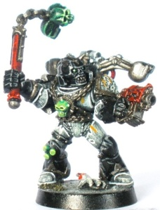 Brother Chaplain Bakul of the Sin Eaters