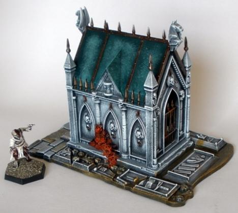 Mausoleum 4