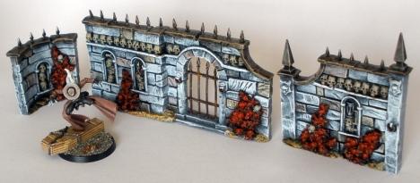 Graveyard Walls