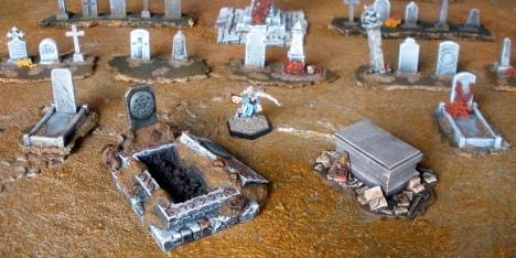 More Graveyard bits