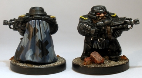 More Steel Warriors