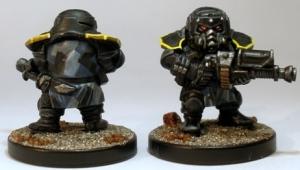 Ursa Miner Steel Warriors