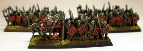 Goblin spear unit 2