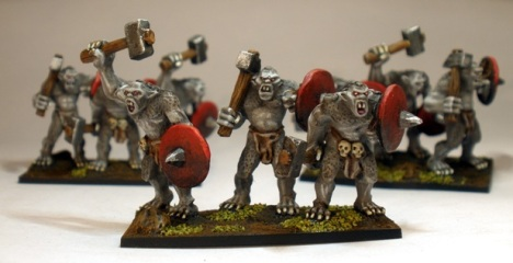 10mm War Trolls