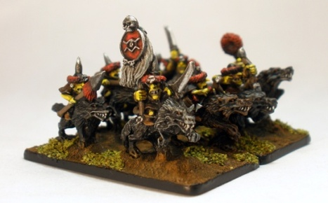 More 10mm Hobgoblin Wolf Riders
