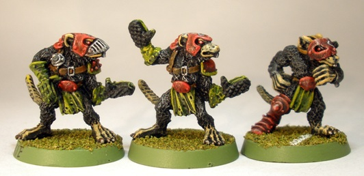 Blood Bowl Skaven From 2002 Sho3box