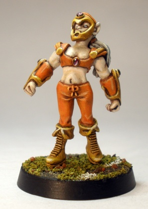 Blood Bowl Elf