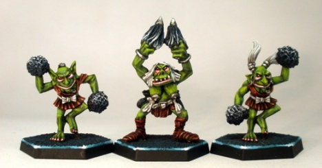 Orc Cheerleaders