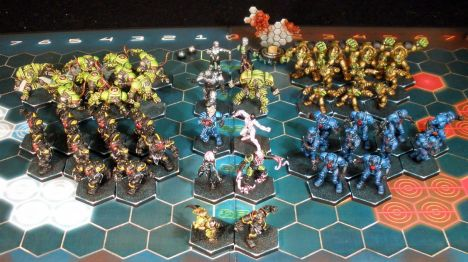 DreadBall Season 1