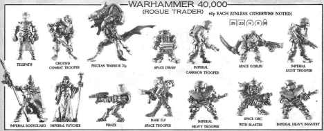 Space Dwarf, top row centre (image from www.solegends.com)