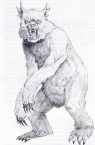 Native Cthellean Bear