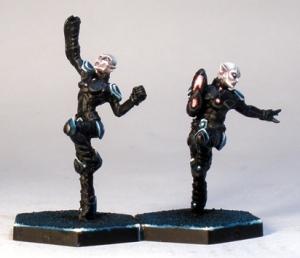 More Zephyr Strikers