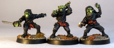 L to R: Squig Eyes, Squig Shadow, Solid Squig