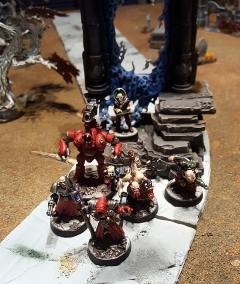 Mr Saturdays genestealer cultists.