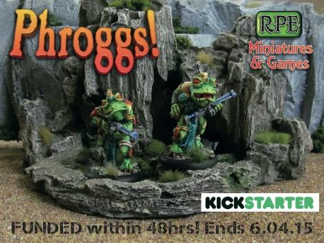 Image from the Phroggs Kickstarter page.