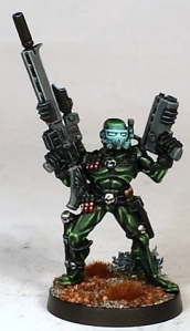 Vindicare Assassin Wilhelm Disklose