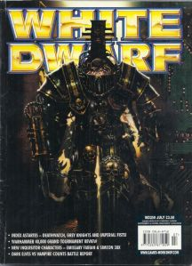 White Dwarf 259, July 2001