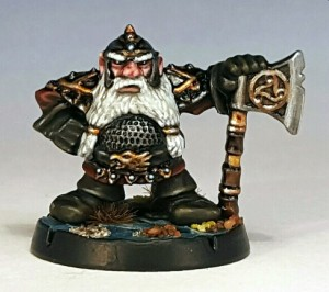 """The Dwarf"" from HeroQuest"