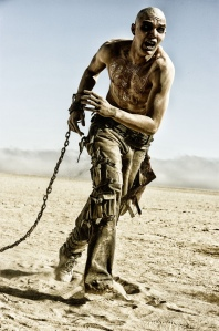 """Nux"" the War Boy from Mad Max: Fury Road"