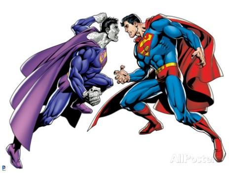 supermanVsBizarro